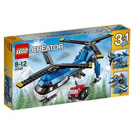 Lego Creator 31049 - Twin Spin Helicopter Construction Set