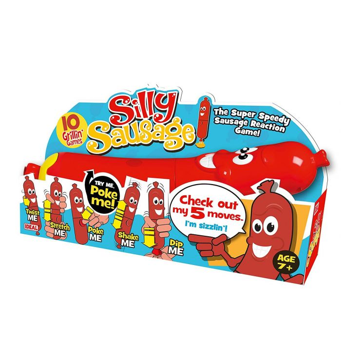 Silly Sausage Game