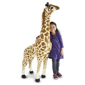 Melissa and Doug - Giraffe - Plush