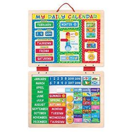 Melissa & Doug - My First Daily Magnetic Calendar