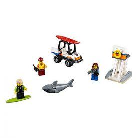 "Lego 60163 ""Coast Guard Starter Set"" Construction Toy"