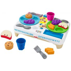 Fisher-Price Laugh and Learn Say Please Snack Set