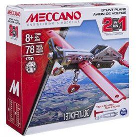 Meccano stunt plane  - 6036041
