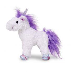 Melissa & Doug Misty Unicorn Soft Toy