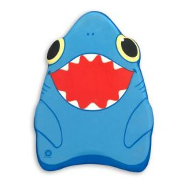 Melissa & Doug Sunny Patch Spark Shark Kickboard - Learn-to-Swim Pool Toy