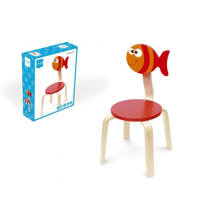 Chair Fish Maurice