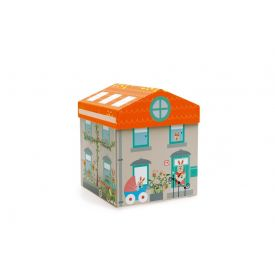 Play Box 2 in 1 House
