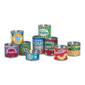 Melissa and Doug Let's Play House Canned food