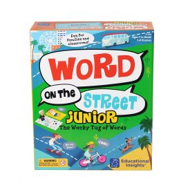 Learning Resources Word on the Street Junior