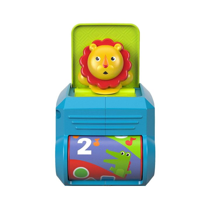 Fisher-Price Spin and Surprise Lion