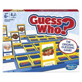 Guess Who Classic Game