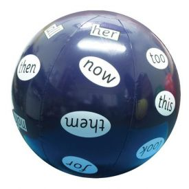 High Frequency Word Smart Ball (Phase 3)