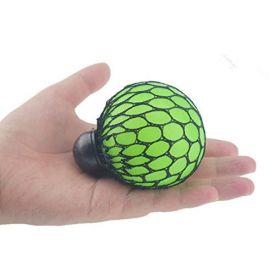 Squishy Mesh Grape Ball