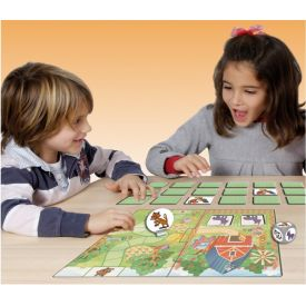 Cooperative Memory Game The Farm