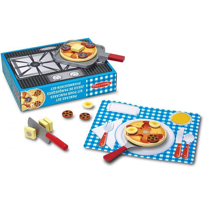 Melissa and Doug Pancake Set