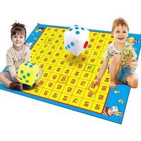 Large 100 Square Maths Game