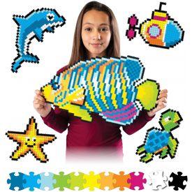 Jixelz 1500 pc Set - Under The Sea