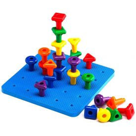 Geo Pegs and Board Set
