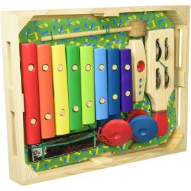 Melissa and Doug Beginner Band Set