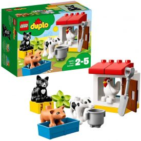 Lego Duplo 10870 Farm Animals Building Bricks