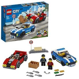 Lego City 60242 Police Highway Arrest