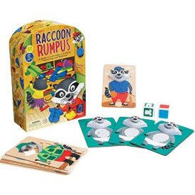 Learning Resources Raccoon Rumpus Colour Game