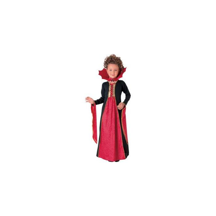 Child Gothic Vampiress Costume (8-10 Years)