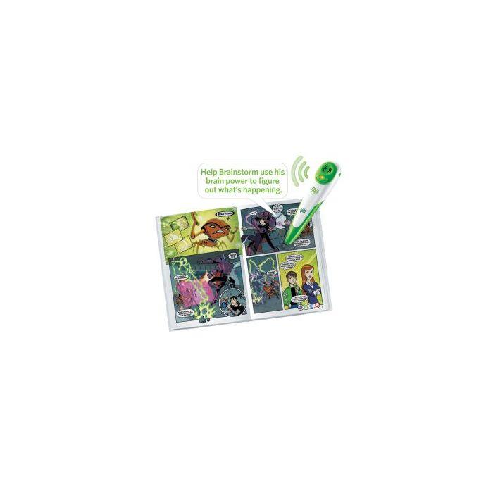 Leap Frog Tag Activity Storybook Ben 10