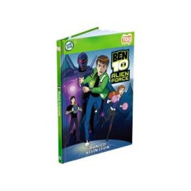 Leap Frog Tag Activity Storybook Ben 10