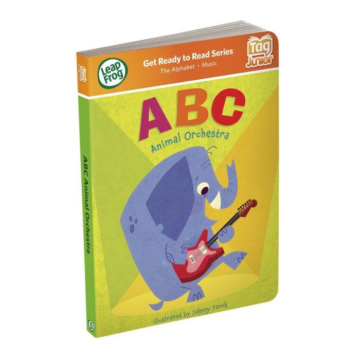 Leap Frog Tag Junior Alphabet