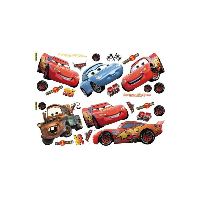 Wall Stickers - Cars 2