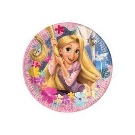Rapunzel Party Plates