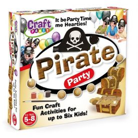 Craft Party - Pirate Party