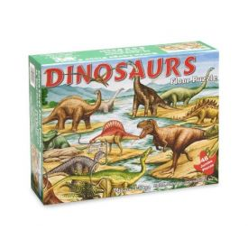 Melissa and Doug - Dinosaurs Floor Puzzle