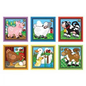 Melissa and Doug - Farm Cube Puzzle