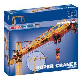 fischertechnik - Super Cranes - 41862