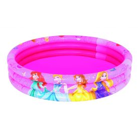 Disney Princess 3 Ring Above Ground Pool - Pink
