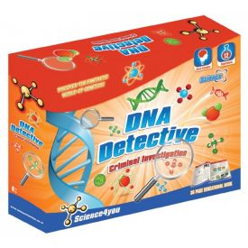 DNA Detective Criminal Investigation