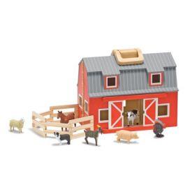 Melissa and Doug - Fold and Go Barn