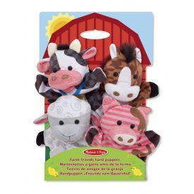 Melissa and Doug - Farm Puppets
