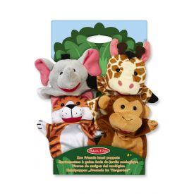 Melissa and Doug - Zoo Puppets