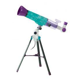 Nancy B's Science Club Moonscope and Sky Gazer's Activity Journal