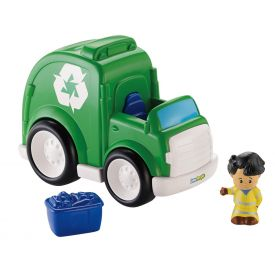Little People -  Recycle Truck
